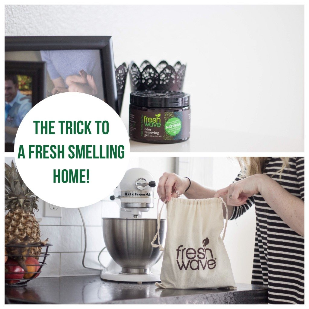 how to keep your house smelling fresh!
