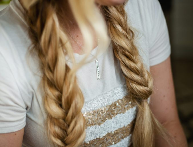 The Fishtail Pigtail Tutorial