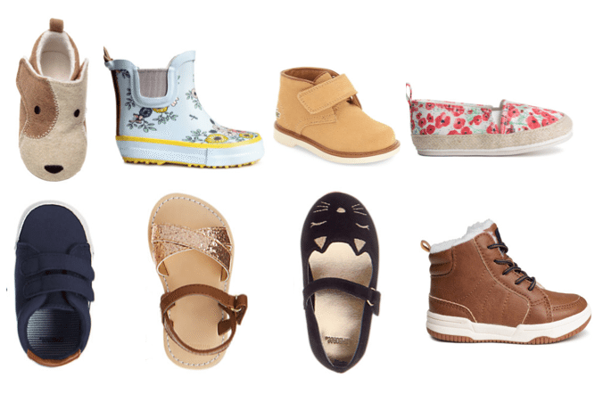 Deals: Shoes for Your Littles
