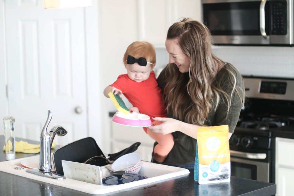 toddler cleaning tips