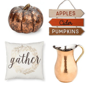 25 Fall Decor Pieces Under $25