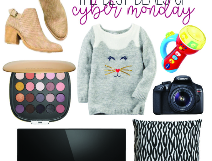The BEST of the Cyber Monday Deals