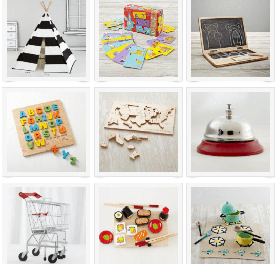 The Best of the Land Of Nod Sale