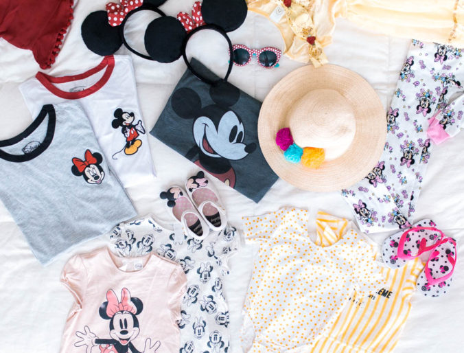 Disney World Packing List Peek