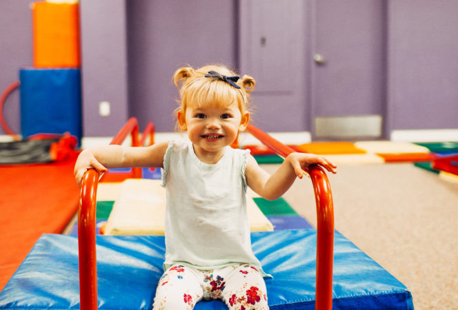 school year activities for toddlers/babies / positively oakes/ the little gym