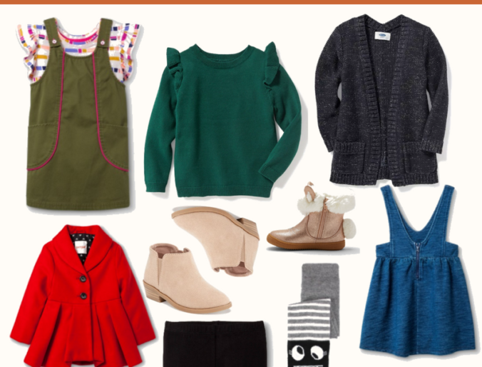 best fall clothing on a budget for toddler girls / cute fall clothing for toddlers