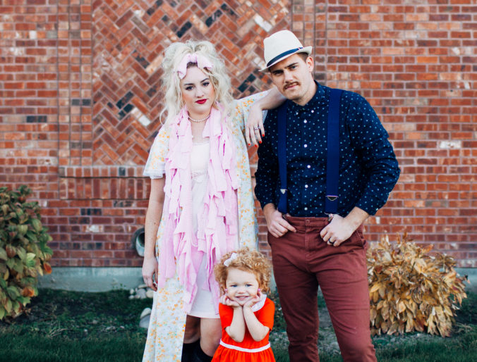 Halloween 2017: Annie Family Costume