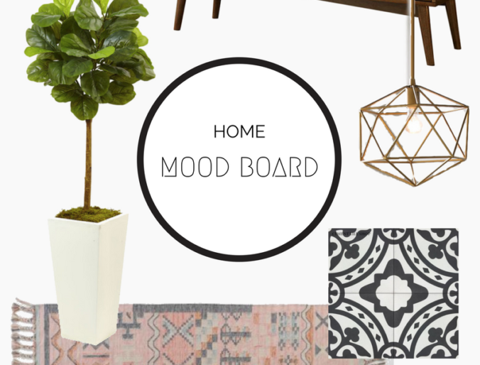 New House: Mood Board