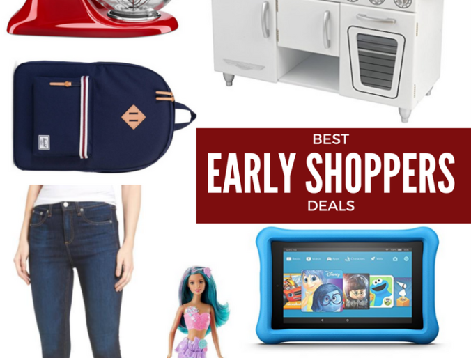 favorite deals for early shopping for christmas presents for the whole family