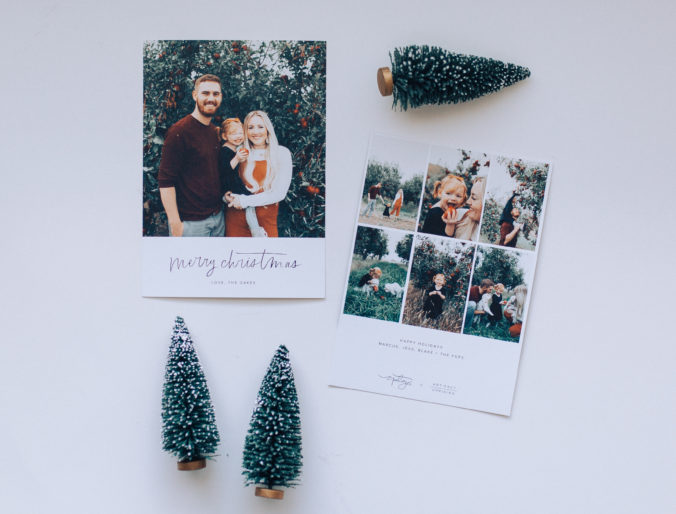 cute holiday christmas cards for family artifact uprising positively oakes