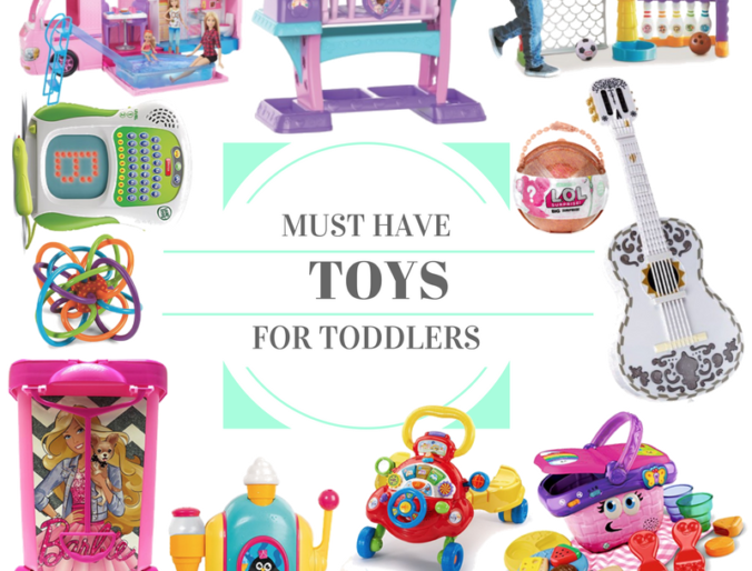 Must Have Toys for Toddlers This Season
