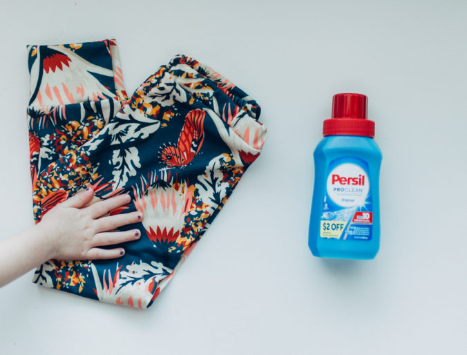 Mom Hack: Removing Stains with Persil® ProClean® Trial Size at Target®
