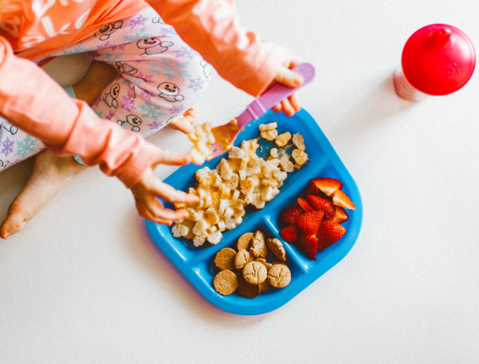 seven days of lunch ideas for babies and toddlers that are easy and inexpensive