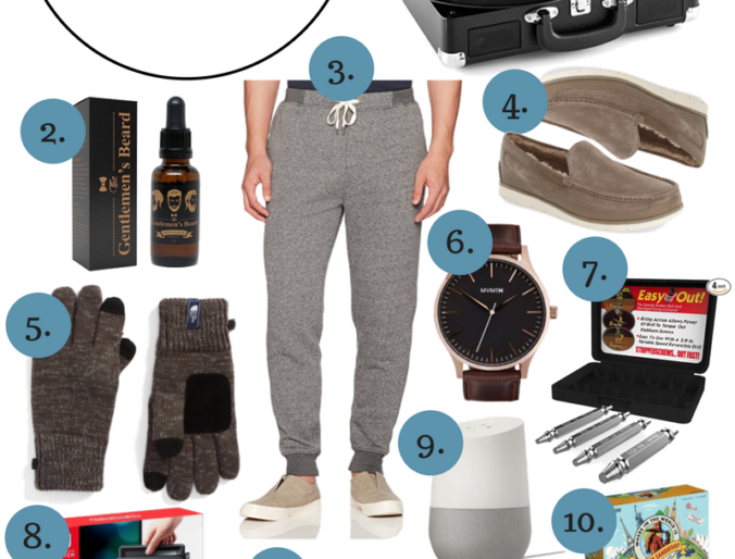 Gift Guide for the Husbands