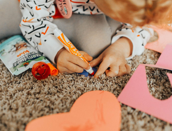 valentines with my valentine toddler valentine's day activities positively oakes