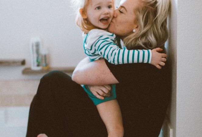 motherhood positively oakes mommy daughter bond