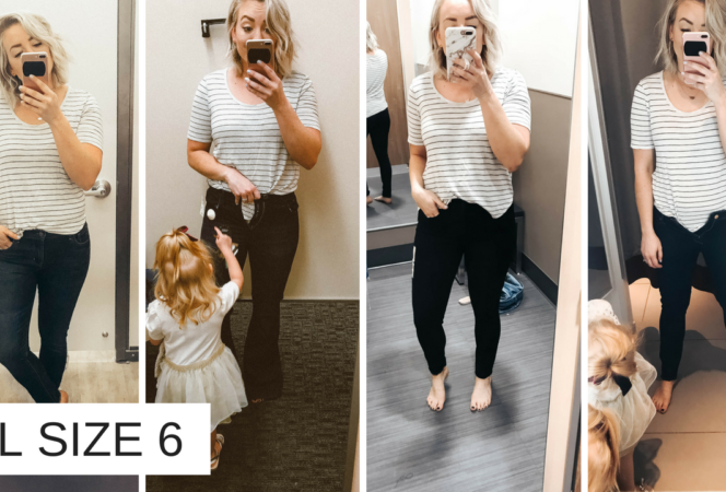 size comparisons in jeans, tops and different brands positively oakes jess oakes