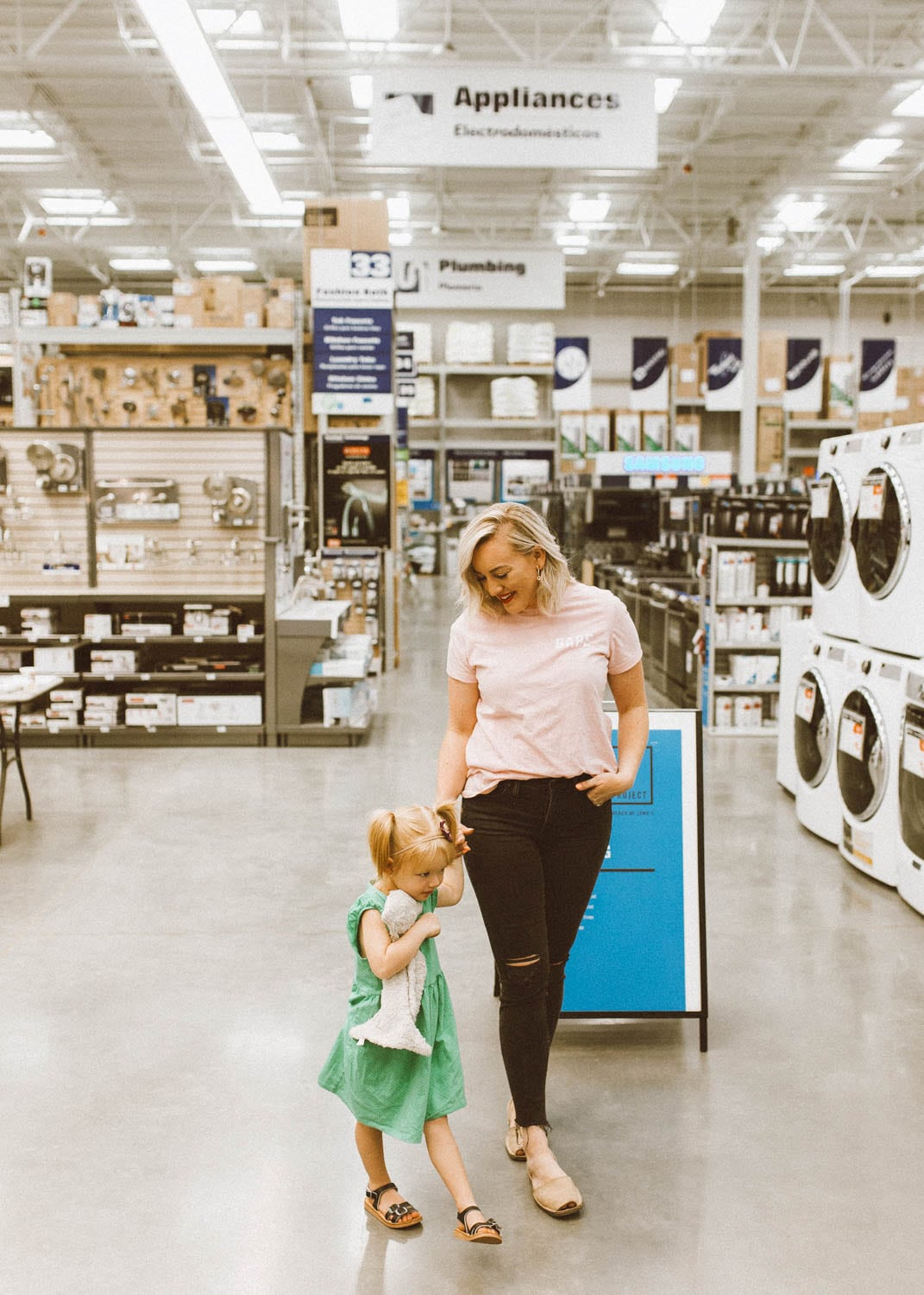 lowe's diy project positively oakes jess oakes / best home diy tips