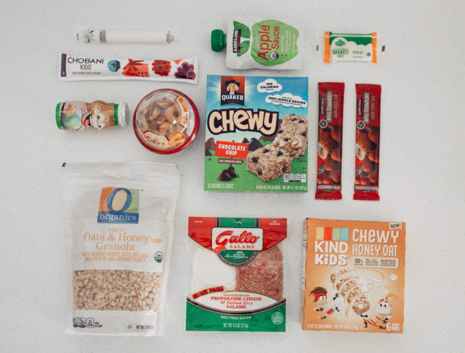 best healthy snack ideas and on the go food for toddlers