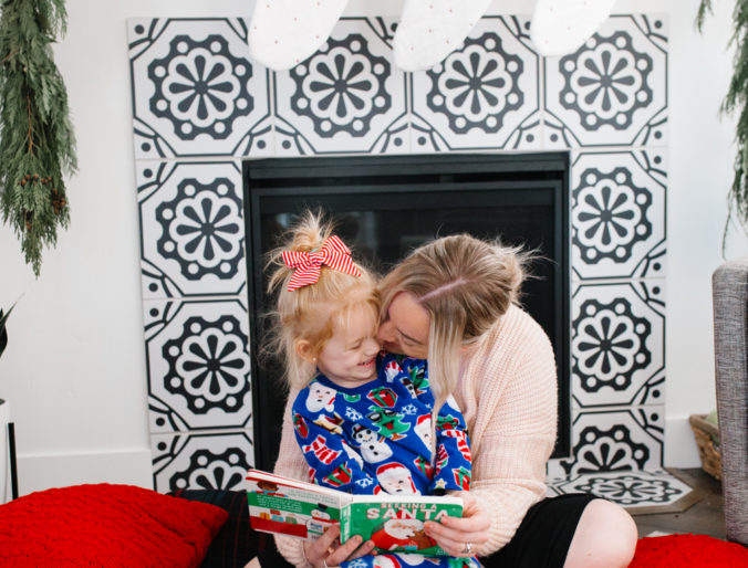 christmas traditions and reading ideas for the holidays with little ones and family