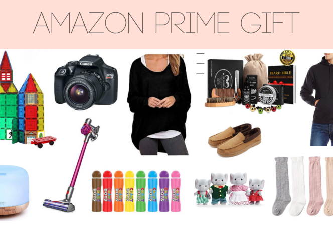 best of amazon prime gift guide