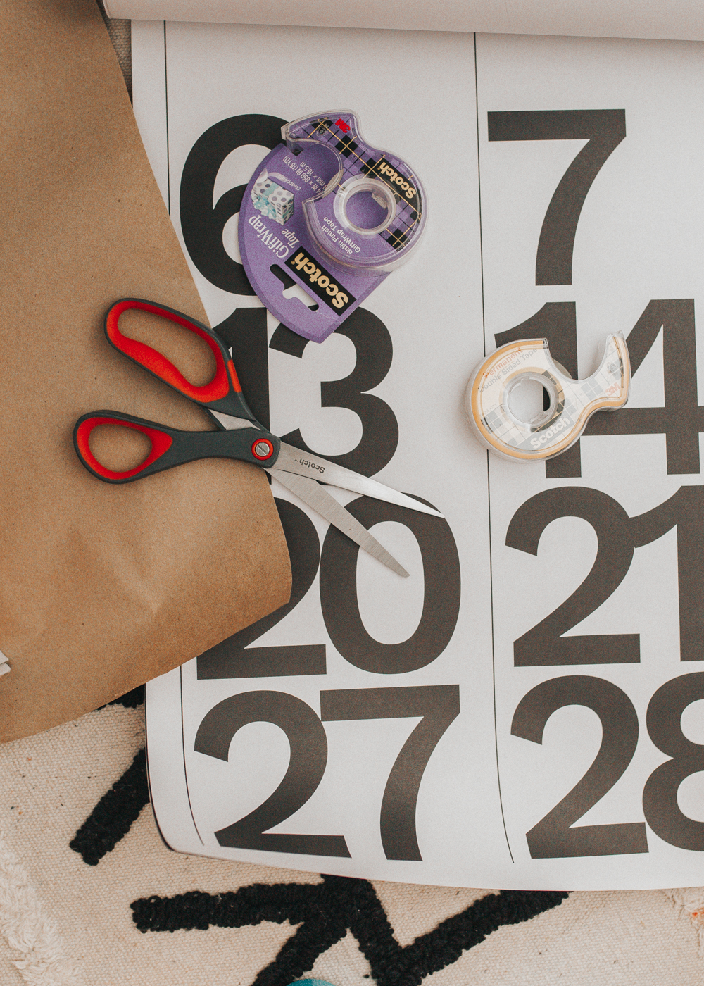 easy DIY and recycle wrapping ideas for the holidays and christmas