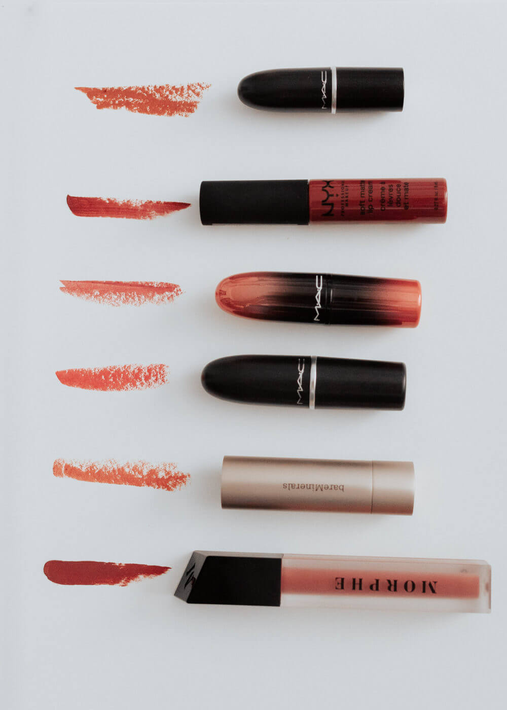 spring lip colors 2020 / favorite lipstick colors for spring time