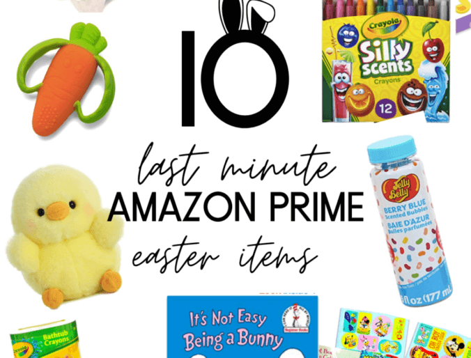 last minute easter ideas for kids