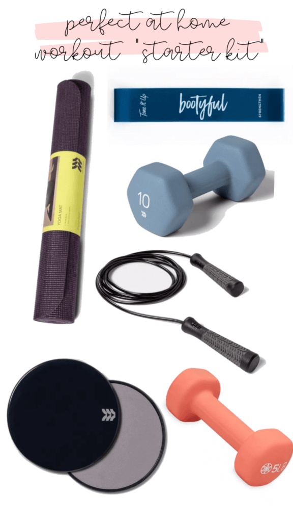 At home workout equipment that you need and that's affordable that you'll actually use. The best at home gym equipment to have and start with