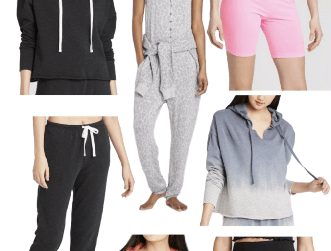favorite loungewear and pajamas for women and moms that are affordable comfy and cute