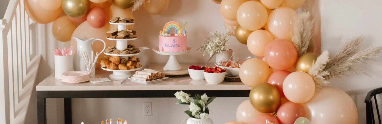 Blake's Fairy Garden Party