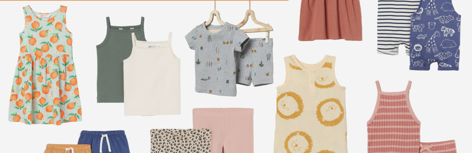 Summer Clothes for the Kids Roundup