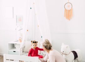 Home // Blake's Big Girl Room