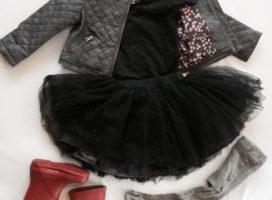 Fall/Winter Baby Girl Outfits